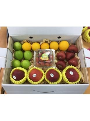 客製化水果禮盒