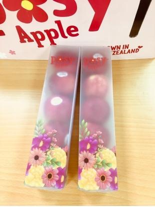 香甜蘋果~紐西蘭posy蘋果~5入精裝管