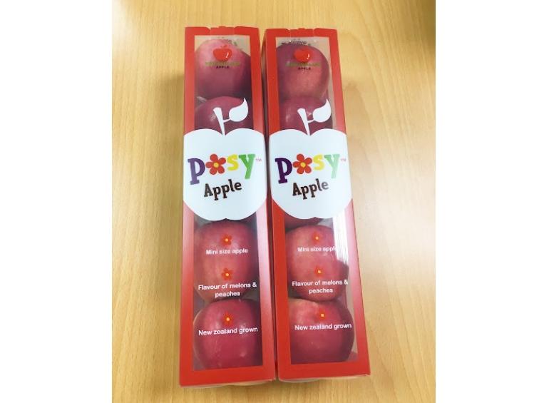 紐西蘭posy蘋果~5入精裝管